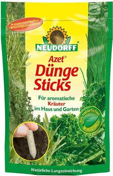 Neudorff Azet DüngeSticks für Kräuter 40 Stk.