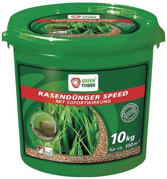 Green Tower Rasendünger Speed 10 kg