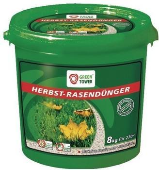Green Tower Herbst Rasendünger 8 kg