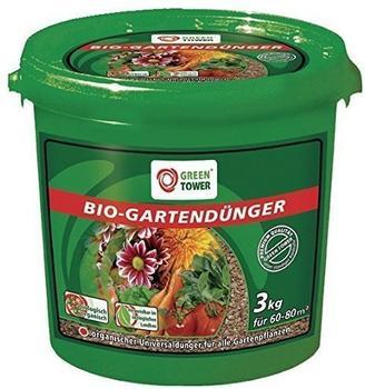 Green Tower Bio Gartendünger 3 kg