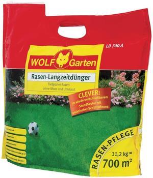 Wolf-Garten Rasen-Langzeitdünger LD 700 A 12,6 kg