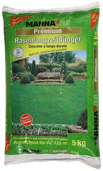 Manna Dur Premium Rasenlangzeitdünger 5 kg