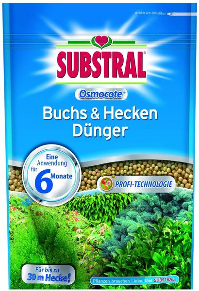 Substral Osmocote Buchs- und Hecken Dünger 750 g