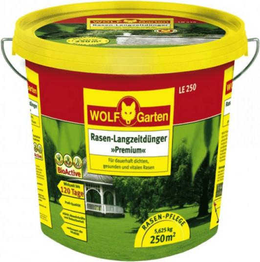 Wolf-Garten Rasen-Langzeitdünger Super