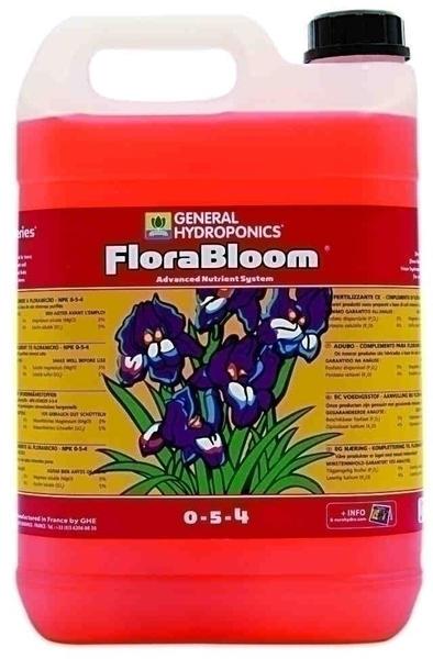 GHE Flora Bloom Blütestimulator 10 Liter