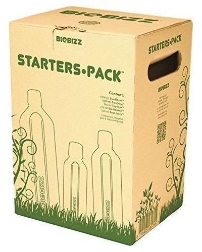 Biobizz Starters Pack Bio Dünger Set