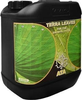 Atami ATA Terra Leaves Wachstumsdünger 5 Liter