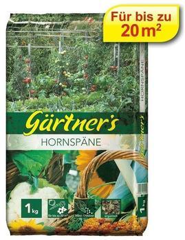 Gärtner's Hornspäne 1 kg