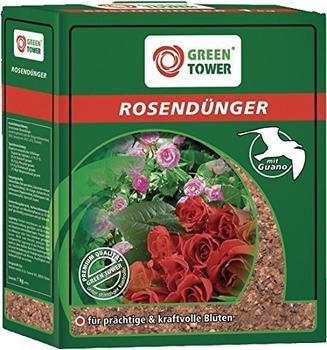Green Tower Rosendünger 2,5 kg