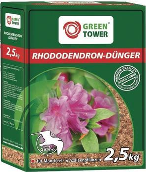 Green Tower Rhododendron-Dünger 2,5 kg