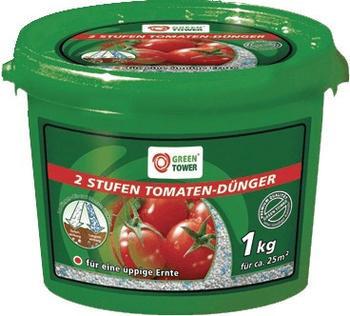 Green Tower 2 Stufen Tomaten-Dünger 1 kg