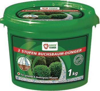 Green Tower 2 Stufen Buchsbaum-Dünger 1 kg