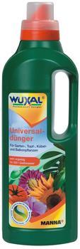 Manna Wuxal Universaldünger 1 Liter