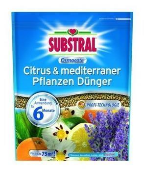 Substral Osmocote Citrus und Mediterrane Pflanzen Dünger 1,5 kg