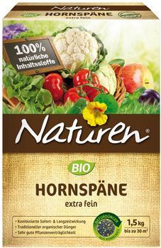 Naturen Bio Hornspäne 1,5 kg
