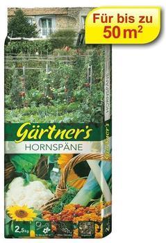 Gärtner's Hornspäne 2,5 kg