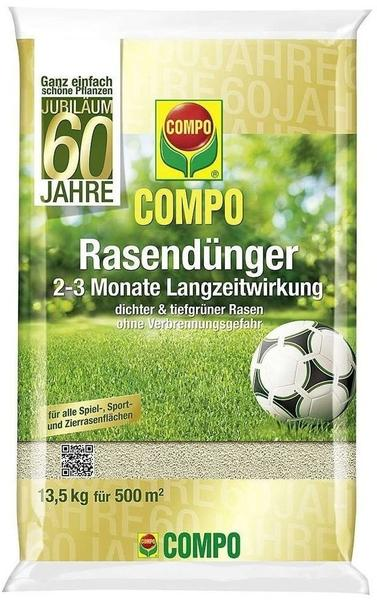 Compo Jubiläums Rasen-Langzeitdünger 13,5kg