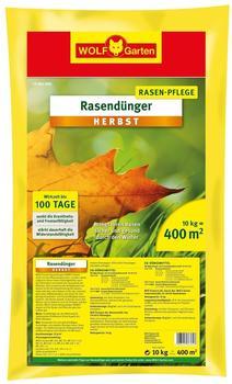 Wolf-Garten Rasen-Herbstdünger LK-MU 400