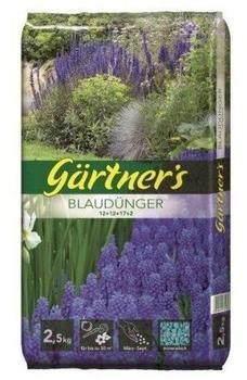 Gärtner's Blaudünger 12+12+17+(2) 2,5 kg
