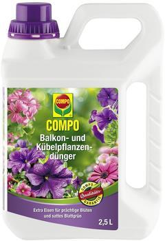 Compo Balkon- und Kübelpflanzendünger 2,5 kg