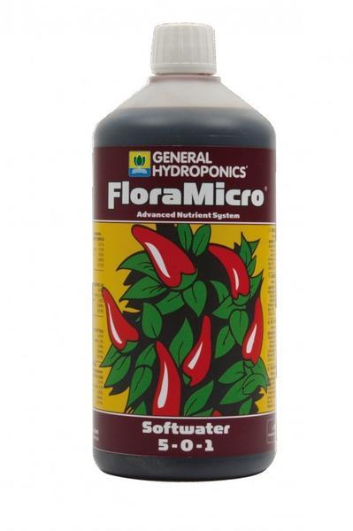 GHE FloraMicro Hydro 1L