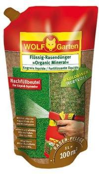 Wolf-Garten Flüssig-Rasendünger LO 100 R 1 Liter (Nachfüllpack)