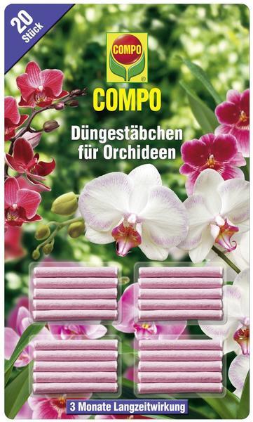Compo Düngestäbchen für Orchideen (20 St.)