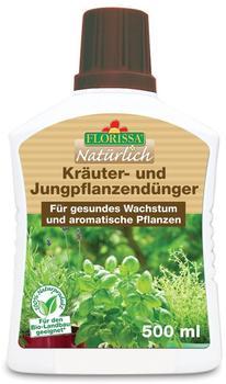 Florissa Kräuter- und Jungpflanzendünger 500 ml