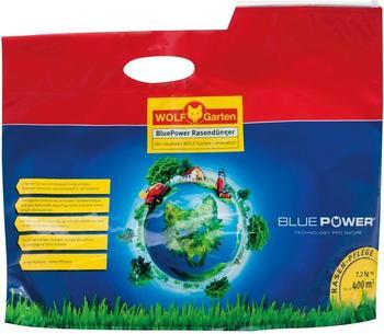 Wolf-Garten Rasendünger BluePower BP 400 TV