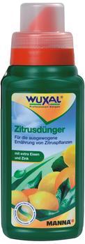 Manna Wuxal Surfinien und Zitrusdünger 250 ml