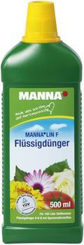Manna Lin F Blumen- und Gemüsedünger 500 ml