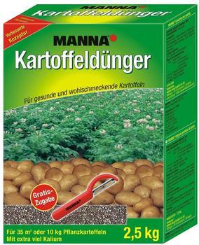 Manna Kartoffeldünger 2,5 kg