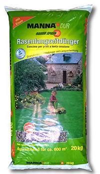 Manna Dur Green Speed Rasenlangzeitdünger 20 kg