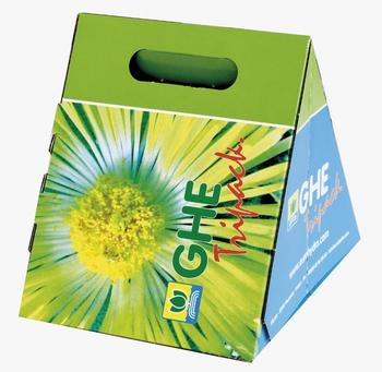 GHE TriPack Flora Series 500 ml (weiches Wasser)