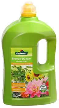 Dehner Blumendünger mit Guano 3 Liter
