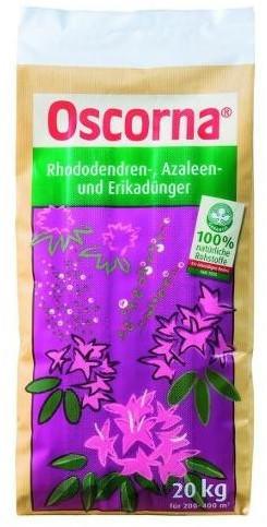 Oscorna Rhododendren-, Azaleen- und Erikadünger 20 Kg