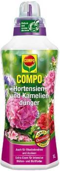 Compo Hortensien- und Kameliendünger