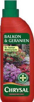 Chrysal Balkon und Geranien Dünger 1,2 Liter