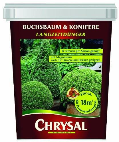 Chrysal Buchsbaum & Konifere Dünger 900 g