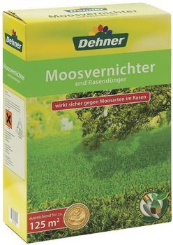 Dehner Moosvernichter und Rasendünger 5 kg