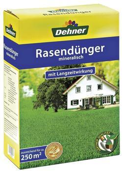 Dehner Rasendünger mineralisch mit Langzeitwirkung 6 kg