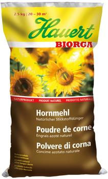 Hauert Biorga Hornmehl 2,5 Kg