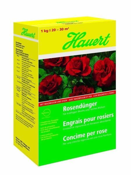 Hauert Rosendünger 1 kg