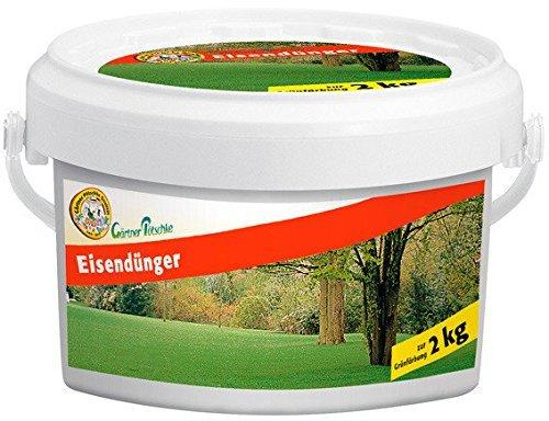 Gärtner Pötschke Eisendünger 2 kg