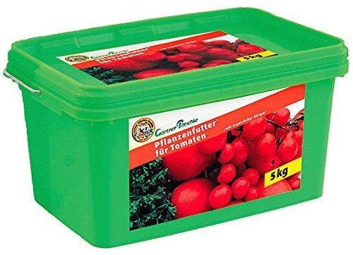 Gärtner Pötschke Pflanzenfutter für Tomaten 5 kg