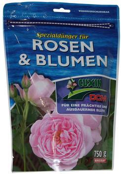 Cuxin Spezialdünger für Rosen und Blumen 750 g