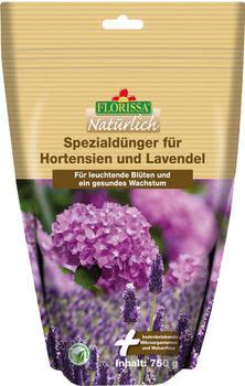 Florissa Spezialdünger für Hortensien und Lavendel 750 g