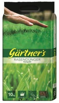 Gärtner's Rasendünger Kompakt 10 kg