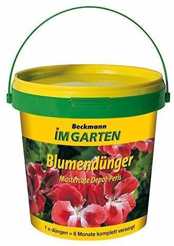 Beckmann - Im Garten Blumendünger Mastercote 1 kg