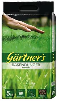 Gärtner's Rasendünger Kompakt 5 kg